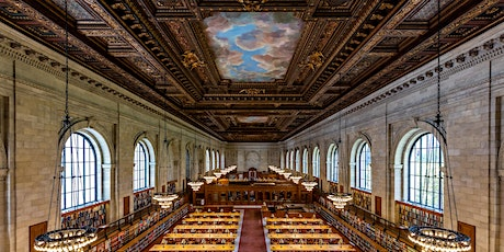 Navigating the Rare Maps & Atlas Collection at The New York Public Library tickets