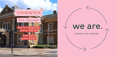 we are. Vintage Kilo Pop-Up - Chiswick - West London tickets