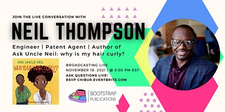 How to Publish A Book: Interview with Author Neil Thompson tickets