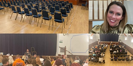 Essex Psychic On Tour.  An Audience With Sharon At Finchingfield Guildhall. tickets