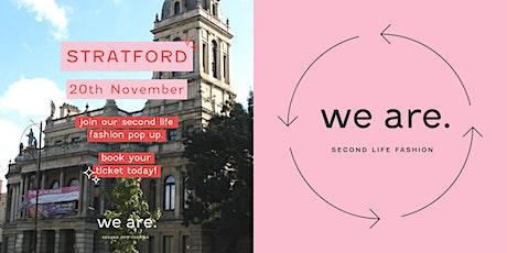 we are. Vintage Kilo Pop-Up - Stratford - East London tickets