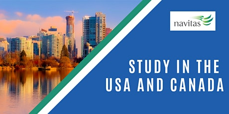 Meet a university rep from Canada and the USA - CPT tickets