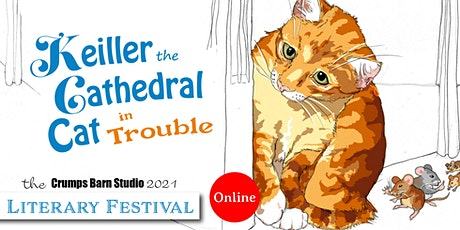 Adventures of a marmalade cat: a story for children with Jane Phillips tickets