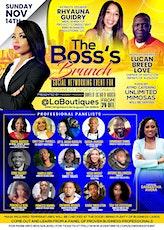 The Boss's Brunch tickets