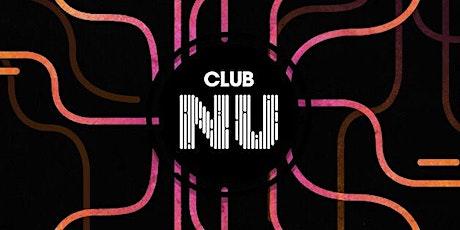 CLUB NU - INDOOR tickets