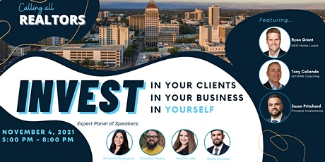 INVEST - A Real Estate Professional Seminar tickets
