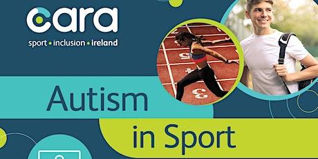 Autism in Sport ONLINE Workshop entradas