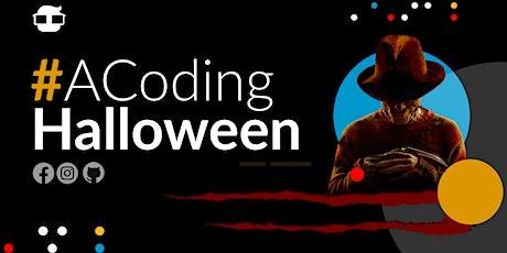 A Coding Halloween biglietti