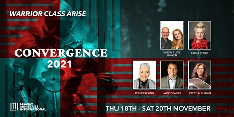 CONVERGENCE21 Leaders Lunch tickets