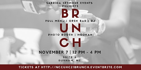 NCCU Homecoming Brunch and Cocktails tickets