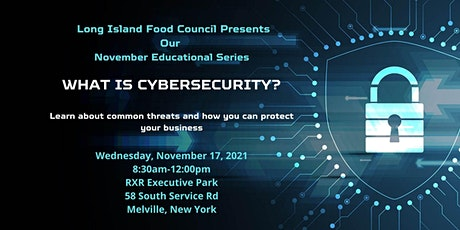 What is Cybersecurity?  Common Threats and Solutions for Your Business tickets