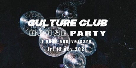 Culture Club House Party tickets