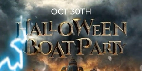 Xplosion NYC Halloween Boat Party tickets