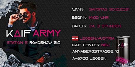 Eröffnung KAIF Center Tickets