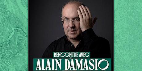 Rencontre avec Alain Damasio : les imaginaires du Vercors billets