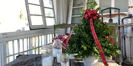 Bring the Outdoors In: Make Your Own Tabletop Tree tickets