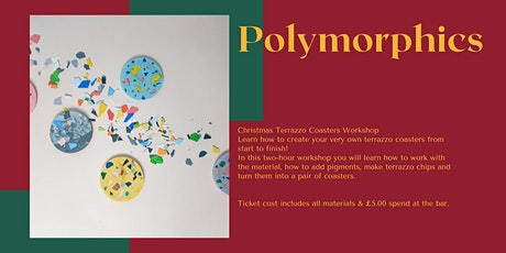 Support The Makers Christmas Creative Workshop - Polymorphics tickets