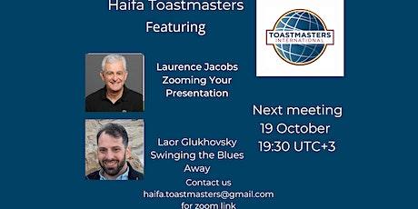 Haifa Toastmasters Meeting tickets
