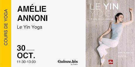 Quinze.bis by Gibert x Amélie ANNONI billets