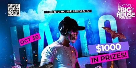 Haloween Costume Party w/ DJ Kadence @ The Big House tickets