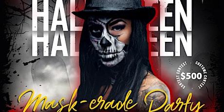 Halloween Mask-erade Party tickets