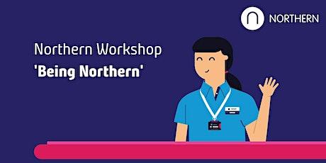 Northumberland Line Workshop - 'Being Northern' tickets