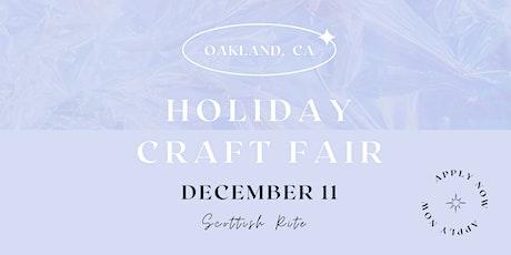 Girl Gang  Craft Holiday Market Oakland December 11 tickets