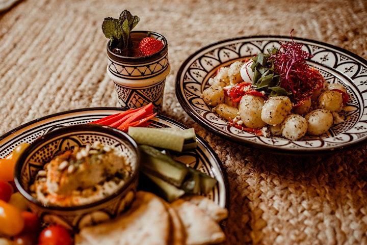 Afbeelding van Kerstshoot bij Bedouin