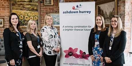 Ashdown Hurrey's Women In Business Christmas Lunch tickets
