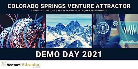 Colorado Springs Venture Attractor 2021 | Demo Day tickets