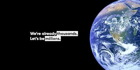 Spotkanie prezentacyjne Time for the Planet, a następnie sesja Q&A tickets