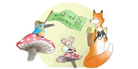Monday Forest School at Willsbridge Mill - 2 week term booking tickets