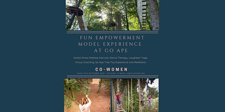 Fun Empowerment Model Experience Day at Go Ape tickets
