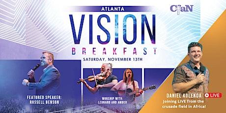 Vision Breakfast 2021 Atlanta tickets