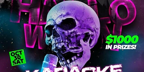 Halloween Karaoke Costume Party @ Tower Hill Tavern with DJ Tim! tickets