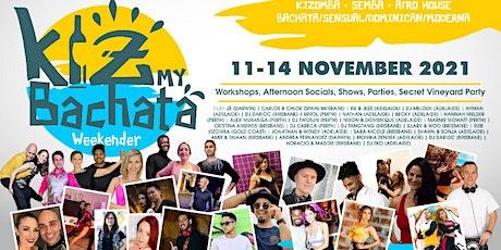Kiz My Bachata Weekender tickets