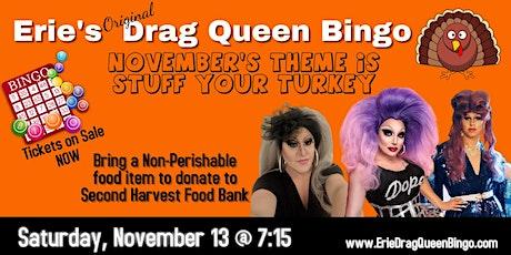 Thanksgiving Drag Queen Bingo tickets