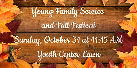 Indian Hill Church Young Family Service and Family Fall Festival tickets