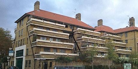 Virtual Tour - Hackney's Best Buildings tickets