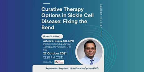 Curative Therapy Options in Sickle Cell Disease tickets
