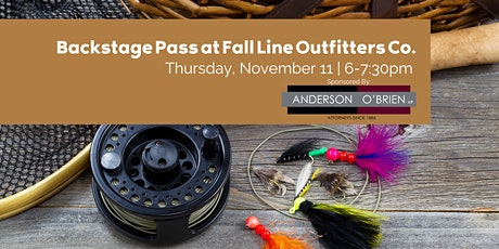 Backstage Pass at Fall Line Outfitters Co. tickets