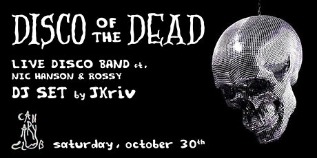 DISCO OF THE DEAD tickets