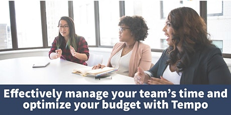 Effectively manage your team's time and optimize your budget with Tempo tickets