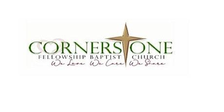 Cornerstone Fellowship Baptist Church INDOOR Worship Service tickets
