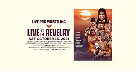 Phoenix Championship Wrestling LIVE at The Broadway Recreation  Center tickets