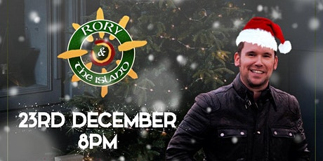 Rory Live Xmas party in  Malones, Glasgow tickets
