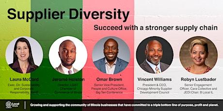 Supplier Diversity Webinar tickets