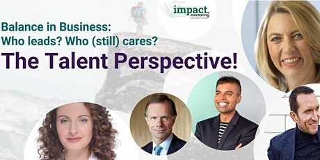 Balance in Business series: Who leads? Who (still) cares? Part 3 tickets