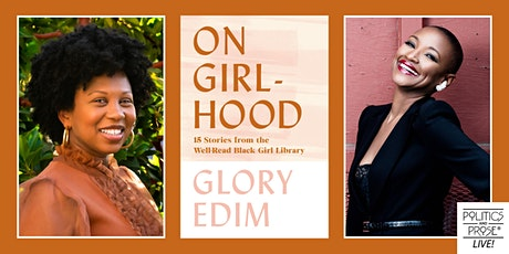 P&P Live! Glory Edim | ON GIRLHOOD with Christine Platt tickets