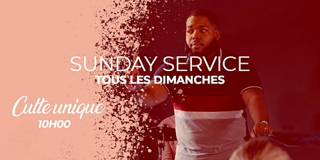 RENAISSANCE SUNDAY SERVICES billets